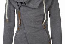 Rentoja vaatteita - Cozy clothes
