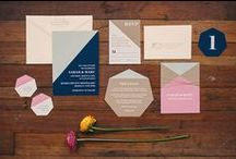 Stationery / Here you'll find lots of ideas for wedding stationary from invites to thank you cards.