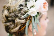 Wedding Hair & Beauty Ideas