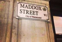 We ❤️ Mayfair / Maddox Club has become a Mayfair institution since first opening it's doors in 2007.