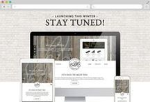 Website Design / Websites designed and developed by Cahill's Creative.