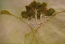 kreativní textil / zpracování textilu