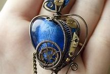 Steampunk / Steampunk refers to a subgenre of science fiction and sometimes fantasy that incorporates technology and aesthetic designs inspired by 19th-century industrial steam-powered machinery
