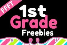 FFFT 1st Grade / FREE products for teachers and homeschooling parents of 1st grade children.