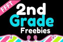 FFFT 2nd Grade / FREE products for teachers and homeschooling parents of 2nd grade children.