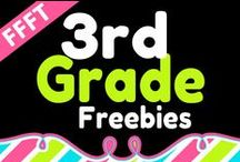 FFFT 3rd Grade / FREE products for teachers and homeschooling parents of 3rd grade children.