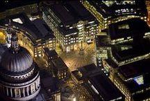 London At Night / Stunning photography capturing #LondonAtNight