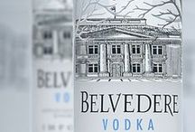 Belvedere Vodka / Belvedere Vodka is the original and true expression of luxury vodka, created from 600 years of Polish vodka-making tradition. The vodka itself is always authentic, and never artificial. Created exclusively from Polish Dankowskie Rye and quadruple-distilled to create the perfect balance of character and purity; it is completely free of additives, including sugar or glycerin.