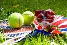 Wimbledon / Wimbledon is the oldest tennis tournament in the world, and is widely considered the most prestigious. To show our support to Andy Murray and pay homage to a British institution, we are hosting a Maddox Club Wimbledon Party. Here is some inspiration to get you amped for the night's festivities.