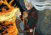 Throne of Glass and ACOTAR
