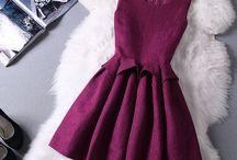 Short dresses