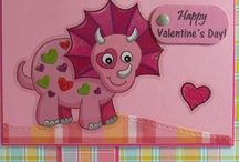 Heart Theme Cards / Heart theme cards great for Valentine's Day. American Heart Month.