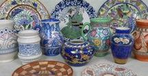 Charles Ross Sale - April 29th 2017 / Charles Ross Auctioneers, of Woburn in Bedfordshire, will be selling a large, private owner collection of Charlotte and Frederick Rhead ceramics and William de Morgan tiles in 2017, across at least two sales - pictures from the sales will be posted here