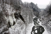 ITHACA  ice / by Frank Leahy