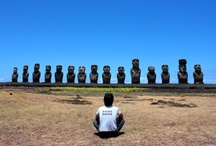 Chile/Rapa Nui / ラパ・ヌイ国立公園     Rapa Nui National Park 遺産種別:文化遺産 登録:1995年