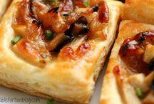 Amazing appetizers: Bites / Yummy horsey-durves....