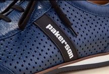 Man's Sneaker 36008 Pakerson - Sneaker Uomo 36008 / Sneaker-style laced shoe is an exercise in style and wellbeing: Pakerson class embraces casual comfort in this Italian handmade leather shoe. Try luxury footwear. - La calzatura allacciata modello sneaker è un'esperienza di stile e benessere: la classe Pakerson abbraccia il casual in una scarpa artigianale  di lusso Made in Italy.