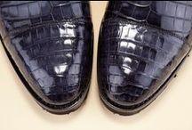 Alligator Skin Shoes 33020 Stone - Scarpe Alligatore 33020 Stone / Only the most prestigious men's footwear collections, including Alligator creations, available at the Pakerson digital shop: discover luxury leather shoes now. - Solo le collezioni di scarpe uomo più prestigiose nella Boutique Pakerson di calzature in vero coccodrillo: scopri online le preziose creazioni in Alligatore.