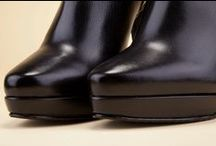 High-heel Ankle Boots 49315 Black - Tronchetti Tacchi 49315 Nero / All the charisma of the Pakerson name is now available at the Official Online Shoe Shop.  Buy the ankle boots with high heels. Free shipping in Europe. - Tutto il carisma della firma Pakerson è ora disponibile nello Store Online Ufficiale. Acquista gli stivaletti con tacco a stiletto. Spedizioni gratis in Italia.