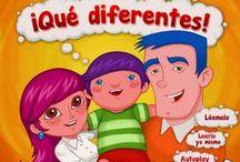 Familia / Cuentos infantiles interactivos sobre la familia