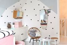 ✮ INTERIOR & Rooms ✮ / Craft rooms, rooms, styles of rooms....