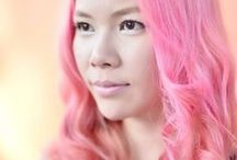 Manic Panic Cotton Candy Pink / Reference pics for Manic Panic Semi-Permanent hair colour in Cotton Candy Pink. Vegan & Cruelty-Free. Available in Classic & Amplified. For full product catalogue email us: info@anonamiss.co.za