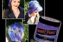 Manic Panic Lie Locks / Reference pics for Manic Panic Semi-Permanent hair colour in Lie Locks. Vegan & Cruelty-Free. Available in Classic. For full product catalogue email us: info@anonamiss.co.za