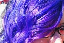 Manic Panic Ultra Violet / Reference pics for Manic Panic Semi-Permanent hair colour in Ultra Violet. Vegan & Cruelty-Free. Available in Classic & Amplified. For full product catalogue email us: info@anonamiss.co.za