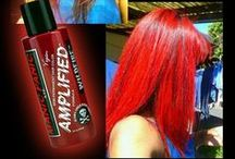 Manic Panic Wildfire / Reference pics for Manic Panic Semi-Permanent hair colour in Wildfire. Vegan & Cruelty-Free. Available in Classic & Amplified. For full product catalogue email us: info@anonamiss.co.za