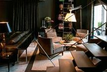 DECOR ~ Living rooms ~ Olohuoneet