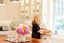 DECOR ~ Kitchens and dining rooms ~ Keittiöt ja ruokatilat