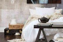 DECOR ~ Bedrooms ~ Makuuhuoneet