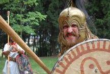 Guerrers ibers / Guerreros iberos / Iberian Warriors / El món de la guerra en època ibèrica