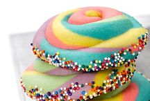 Dessert - Cookies & Bars / Nom nom nom.....
