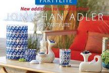 Jonathan Adler / Partyliten tuotteita By Jonathan Adler ja muuta Adlerin tuotantoa Partylite tuotteet tilaat helpoiten verkkokaupastani osoitteesta https://tanjasavela.partylite.fi/Shop