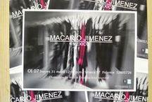 Macario Jimenez 20 / Momentos y Experiencias que han formado parte de Macario Jimenez a lo largo de los años