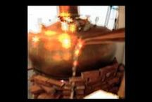 Lake Placid Spirits / Here, in the vibrant heart of the Adirondack Park, you'll find Lake Placid Spirits, the craft distillery creating fine liquor from nature's best grains, potatoes and fruit. We make our products in small batches using the centuries old method of pot-still distillation.  * Hoga column pot still