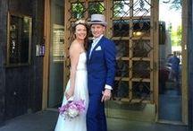 Gullfunnbryllup / Her finner du inspirasjon til bryllupet, smykkene til brud og brudgom, gifteringer og mer.