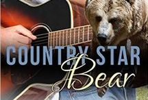 Country Star Bear / Coming Soon from Zoe Chant!