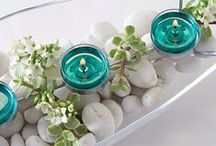 """PartyLite Inspirations - Clearly Creations """"Elegance"""" / Luovuus Elegance -somisteet"""