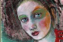 ART ~ Paintings etc. ~ Maalaus ym.