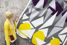 DESIGN ~ Patterns, prints and wallpapers ~ Kuosit, printit ja tapetit