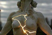 ART ~ Sculpture and installation ~ Kuvanveisto ja installaatiot