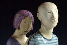 ART ~ Ceramics and porcelain ~ Keramiikka ja posliini