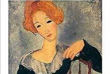 Painter Modigliani