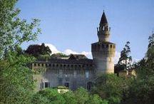 ARCHITECTURE ~ Castles ~ Linnat