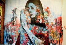 ART ~ Street Art ~ Katutaide