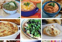 Amazing Appetizers: Dips