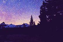 ★ NIGHT SKY & STARS ★