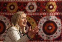 Hillary Clinton Clothes and Hair